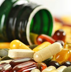 Multi Vitamin-mineraller